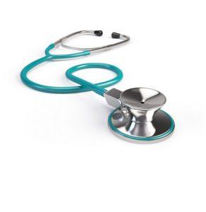 stetoscope-bleue